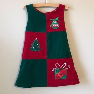 Vintage Chantilly Place Cotton Christmas Jumper -5